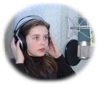 Запись песни ребёнка в студии LSstudio