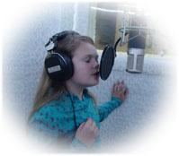 Запись ребенка на студии LSstudio