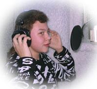 Запись детской песни на LSstudio