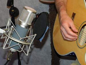 запись гитары на студии LSSTUDIO (Москва)